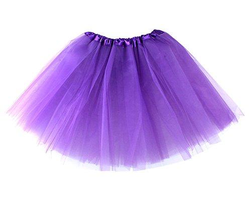 Morado Para Fairy Princess Falda Mujer The x8UwP