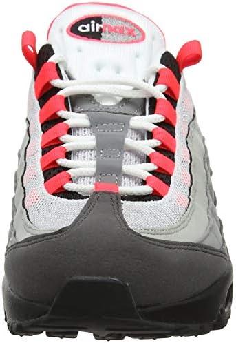 Nike Air Max 95 Og WhiteSolar Red Granite Dust   Deportivas