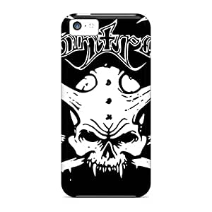 Excellent Hard Cell-phone Case For Apple Iphone 5c With Custom Fashion Finntroll Band Pattern Icase88