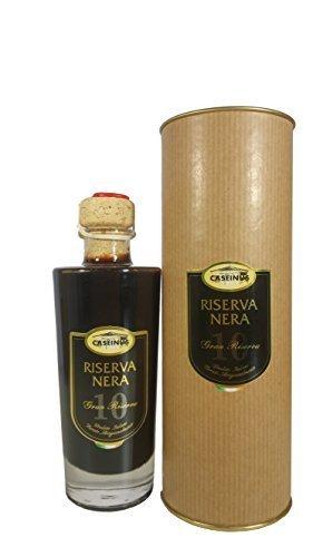 Aceto Balsamico (Balsamic Essig) - CASEINUS Riserva Nera - 100 ml