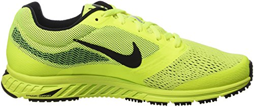 Mens Nike T90 Shoot Iv Ic Voetbalschoen Wit / Zwart / Oranje Wit / Zwart / Oranje