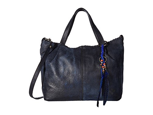 Patricia Nash Women's Zola Top Zip Tote Satchel Navy Satchel by Patricia Nash