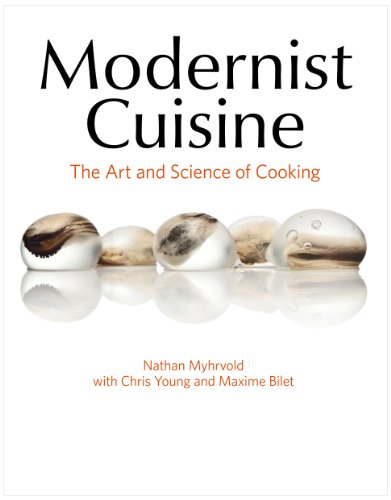 Buy modernist cuisine the art and science of cooking