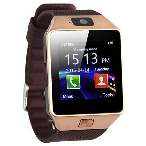 Amazon.com: Reloj inteligente con Bluetooth para Android ...