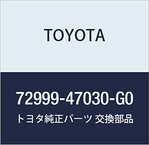 TOYOTA Genuine 72999-47030-G0 Seat Cushion Cover