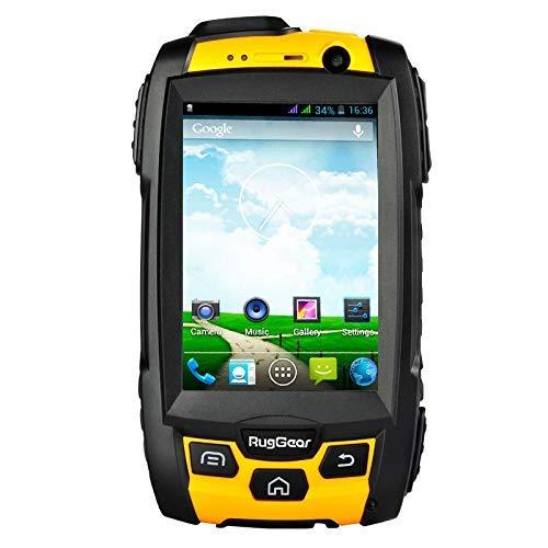 RugGear RG500 Rugged Smartphone IP68 Waterproof Unlocked