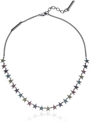 Marc Jacobs Spring 2017 Twinkle Star Choker Necklace