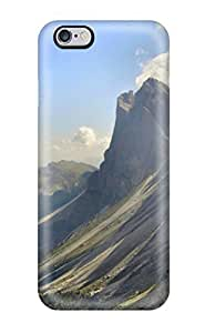 TYH - Dshoujuan Premium Protection Mountain Landscape Case Cover For ipod Touch4- Retail Packaging phone case
