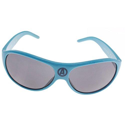 Avengers - Lunettes de soleil 100% UV - Coloris bleu - Captain America mZj5adgEay