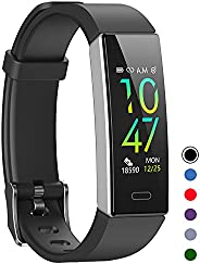 Mgaolo Fitness Tracker with Heart Rate Sleep Monitor,Waterproof Health Activity Tracker with Blood Pressure Mo