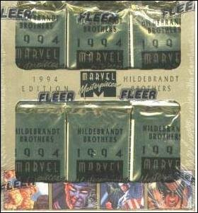 marvel masterpieces 1994 - 9