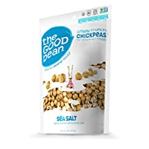The Good Bean Original Salted Roasted Chickpea Snacks 170 Gram