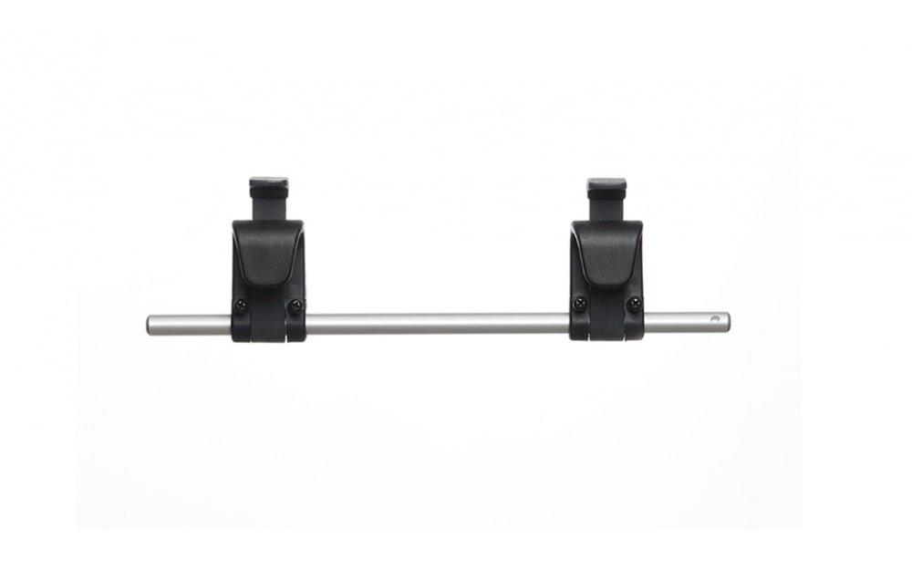 Optional for New Street Briefcase Model Modul Rail 270 Mm Silver Brooks England Unisexs Klickfix klick Fix Attachment One size