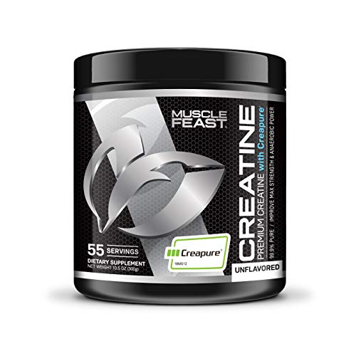 creapure creatine unflavored