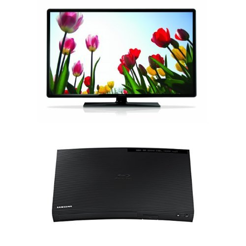 UN19F4000 19-Inch with BD-J5100 Blu-ray Player
