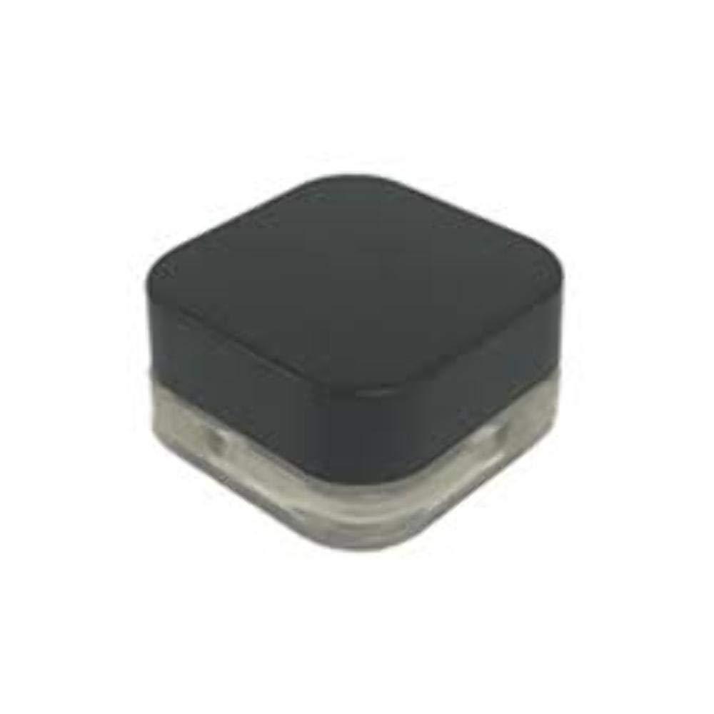9ML Qube Jar w/Child Resistant Cap (CLEAR)