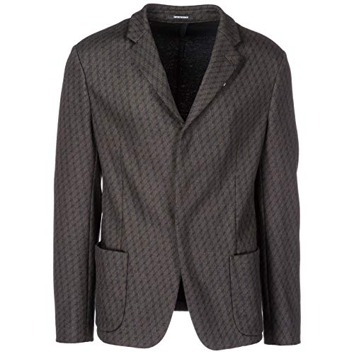 Emporio Armani Men Blazer - Marrone 40 US