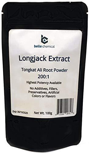 Pure Longjack Extract 200 Longifolia