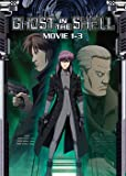 Ghost in the Shell Movie Collection (3 Movies: Ghost In the Shell, GITS Innocence, GITS Stand Alone Complex) English/Japanese Audio (IMPORT)