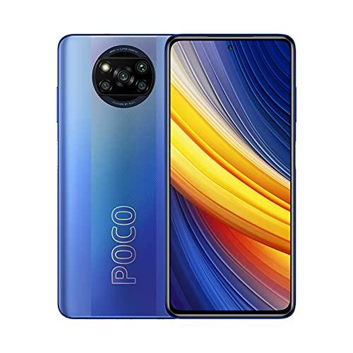 POCO-X3-Pro-Smartphone-6128-GB-667-120Hz-FHDDotDisplay-Snapdragon-860-Camara-Cuadruple-de-48-MP-5160mAh-Azul-Escarcha