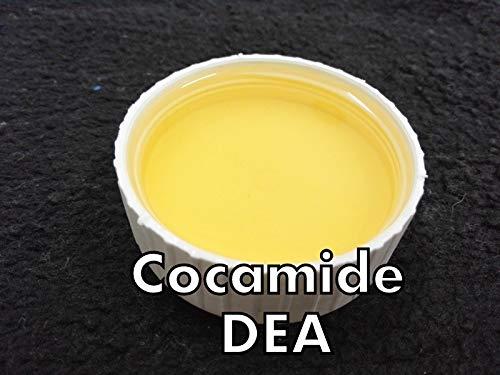 Cocamide DEA (cocamide diethanolamine) 500mL (16.9 fl oz) Poly Bottle