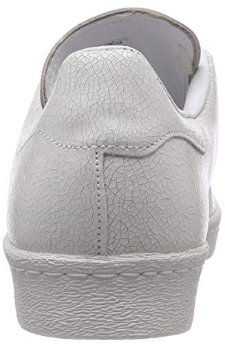 Adidas ftwr Met Ftwr White Da Met Ginnastica ftwr gold Clean Bianco Superstar Scarpe Uomo 80s White f8wqfrxB