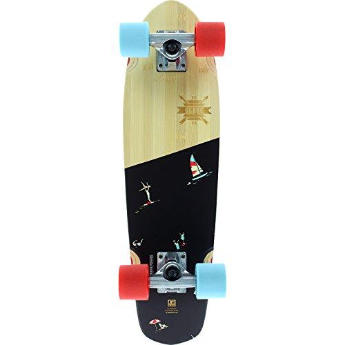 "Globe Blazer 26"" Bamboo / Mains Complete Skateboard - 8"" x"
