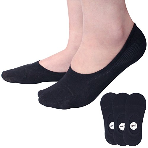 No Show Socks for Men - Ultra Low Cut Invisible Sock with Non Slip at Heel 1 to 20 Pack