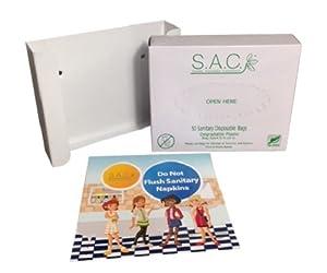 Sanitary Napkin Disposal Bags