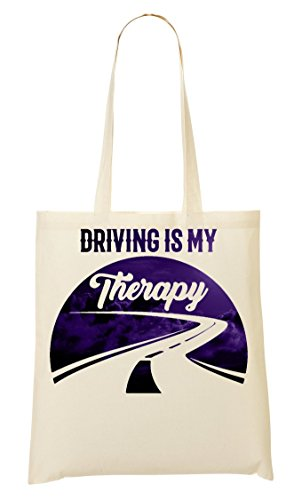 Driving is my therapy | Car enthusiasts collection | Touge road | Sky | Clouds | Enjoying cars | Gearhead | Simple | Shape Bolso De Mano Bolsa De La Compra
