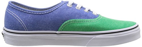 Baskets Multicolore Vans Adulte Mixte Mode campanula U Authentic Green fern EqwrY16qWx