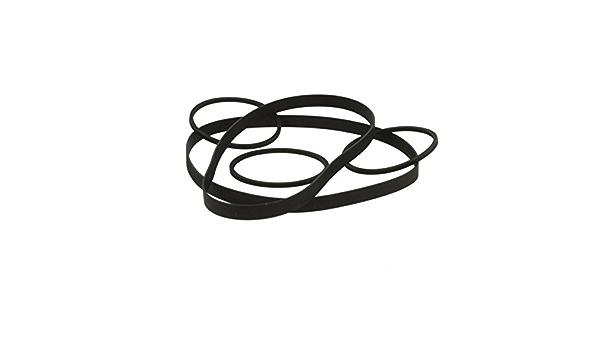 Thakker TC-W 230 Kit Correa Compatible con Sony TC-W 230 Kit Correa Pletina Cassette Belt