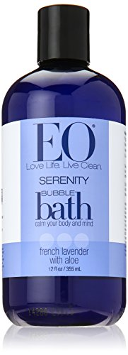 EO PRODUCTS Bubble Bath French Lavender, 0.05 Pounds