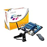 Asus US AT3IONT-I Deluxe Desktop Motherboard - Nvidia Wi-Fi HDMI 4GB DDR3 SDRAM PS/2 Port