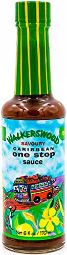 Walkerswood Zesty Caribbean One Stop Savory Sauce, 5oz (Pack of 12) by Walkerswood (Image #3)'