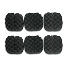 Generic Bio-Foam Filter Pads Non-Branded For Fluval 104 105 106 204 205 206(Pack of 12)