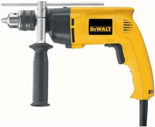 DeWalt DW511R 1 2in 13mm 7.8 Amp VSR Hammerdrill Renewed
