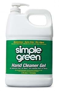 Simple Green 42128 Hand Cleaner Gel Pump 1 Gallon