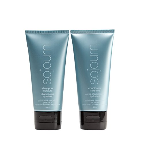 Sojourn Moisture Shampoo and Conditioner Due Set With Optima