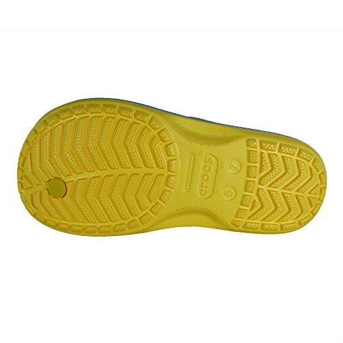 Crocs Unisex Crocband Flip-flop Sunshine / Bluebell
