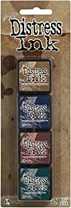 Distress Ink Mini Kit-Kit 12