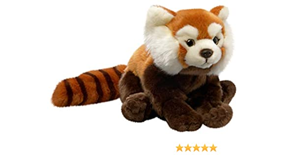 Red Panda,11.5 inches, 19 inches with Tail, 30cm, Plush Toy, Soft Toy, Stuffed Animal 2212