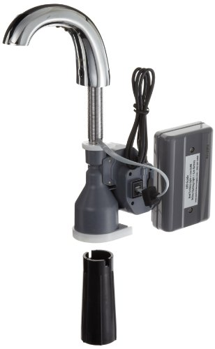 Rubbermaid Commercial One-Shot Foam Soap Dispenser, Chrome, FG4870465 by Rubbermaid Commercial Products