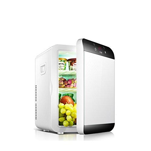 LT&NT Pequeña Nevera 20l Mini hogar CNC refrigeración Nevera ...