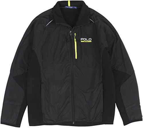 Polo Ralph Lauren Men's Sport Hybrid Tech Jacket Large (26 Waist Length Jacket)