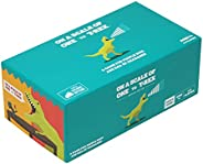 On a Scale of One to T-Rex by Exploding Kittens: A Card Game for People Who Are Bad at Charades - Card Games F