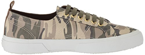 Femme US Frauen Superga Camouflage Baskets fwqqp