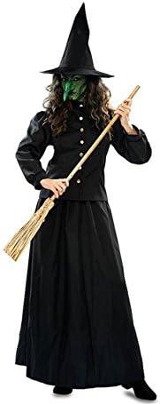 Disfraz de Bruja Clásica para mujer: Amazon.es: Juguetes y juegos