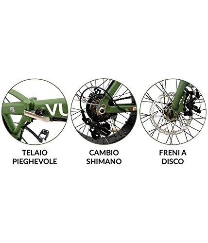 Fat-Bike 20quot bicicleta ciclismo plegable, DME Pedelec pedalata asistida eléctrica: Amazon.es: Deportes y aire libre