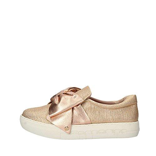 Fornarina PE17YM9608M096 Slip-on Zapatos Mujer dorado